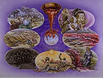 The plagues of the seven bowls (REV. 16)