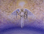 The Angel with the great chain (REV. 20:1-2)